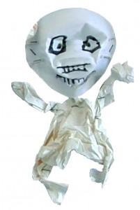 Paper monster 1